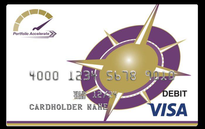Portfolio Accelerate debit card