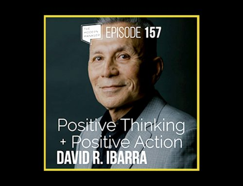 Ibarra Pivots to Positive on Management Podcast